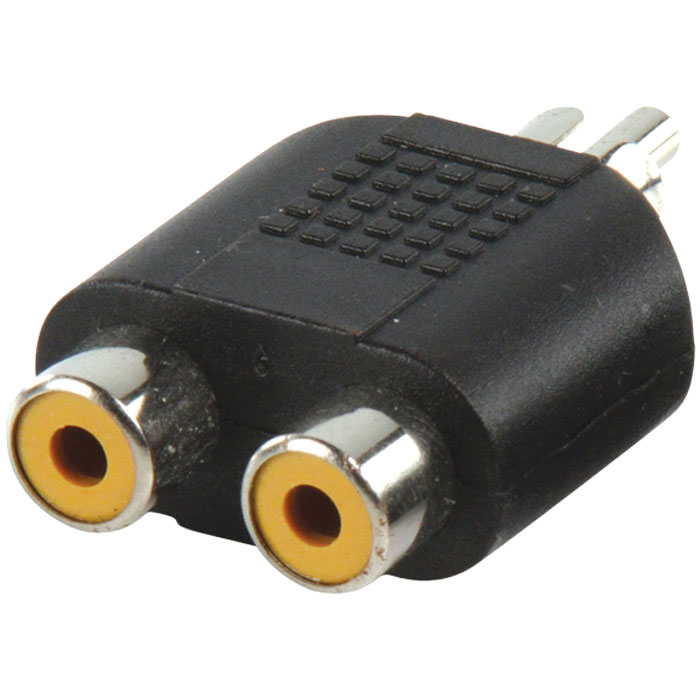 RCA Adaptor AC-016 - RCA αρσ-2x RCA θηλ