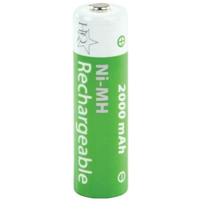 Επαναφορτιζόμενη μπαταρία HQ-NiMH-AA-02