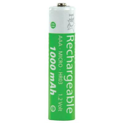 Επαναφορτιζόμενη μπαταρία HQ-NIMH-AAA-02