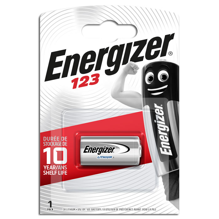 Energizer μπαταρία EN 123PI