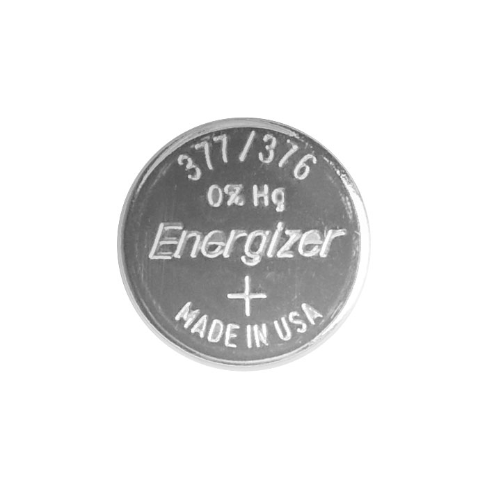 EN 377/376P1 Μπαταρία για ρολόι