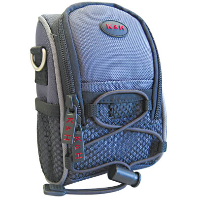Digital Camera case K 221Β-BLUE