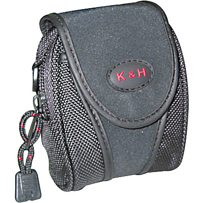 Digital Camera case K 210Ν-BLACK