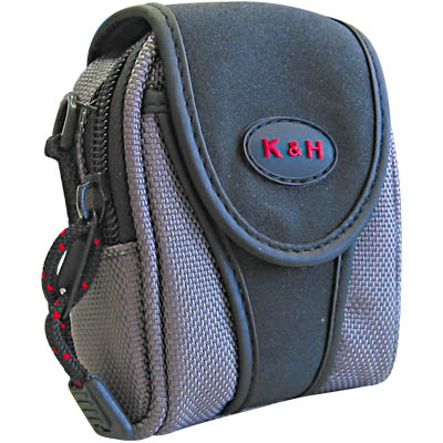 Digital Camera case K 210G-GREY