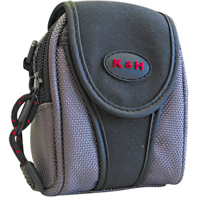 Digital Camera case K 211G-GREY