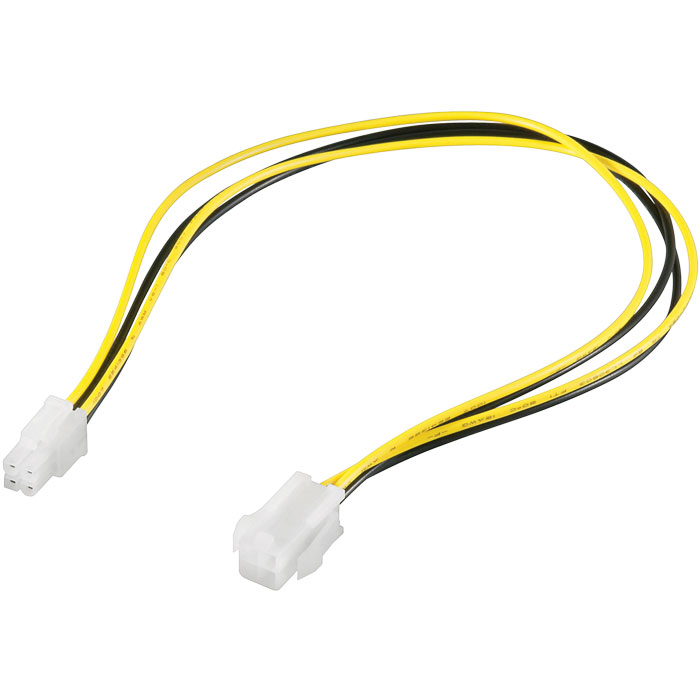 Power Supply extension cable 4pin 51359