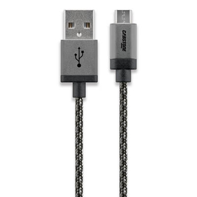 USB to microUSB Male Cable 43808