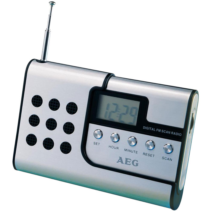 Φορητό ραδιόφωνο AEG DRR 4107