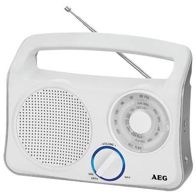 TR 4131 WHITE - Φορητό Ραδιόφωνο