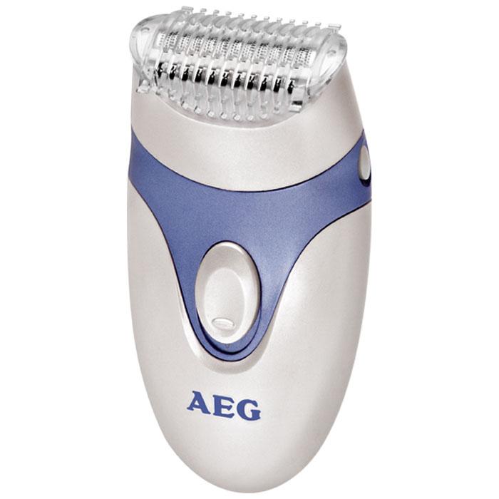 Γυναικεία ξυριστική μηχανή AEG LS 5652 BLUE