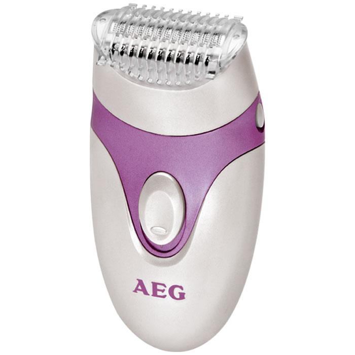 Γυναικεία ξυριστική μηχανή AEG LS 5652 LILAC