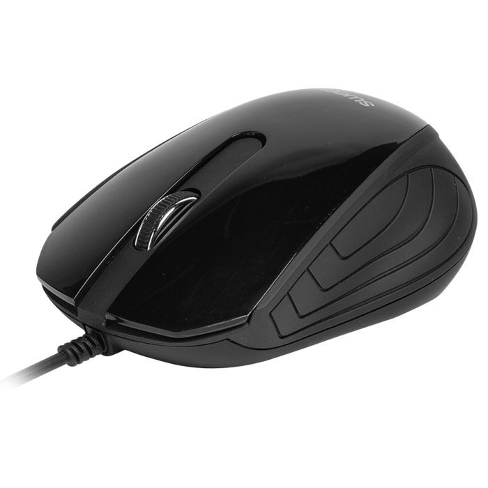 WIRED MOUSE SWEEX NPMI1180-00 BLACK