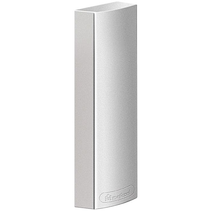 480125 LINE COVER SILVER -Πλαστική στήλη
