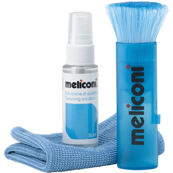 Υγρό καθαρισμού 35 ml + πανάκι Meliconi