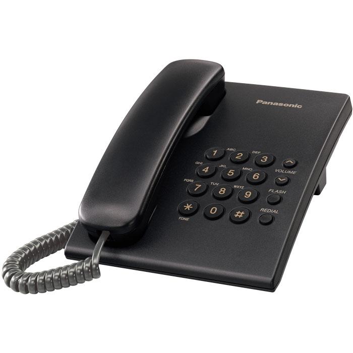 Ενσύρματη τηλεφ. Συσκευή KX-TS500EXB