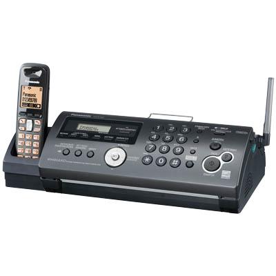 Συσκευή φαξ/Ασύρματο τηλ KX-FC265GR-T