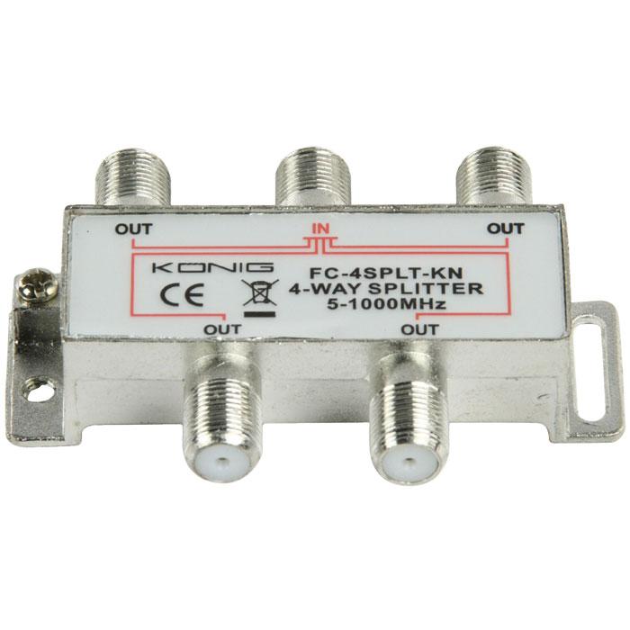 FC-4SPLT-KN Splitter