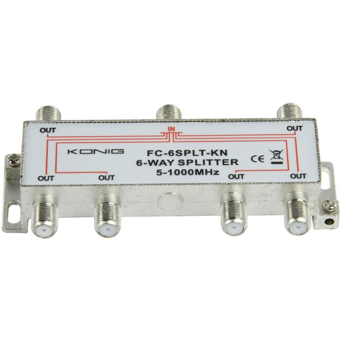 FC-6SPLT-KN Splitter
