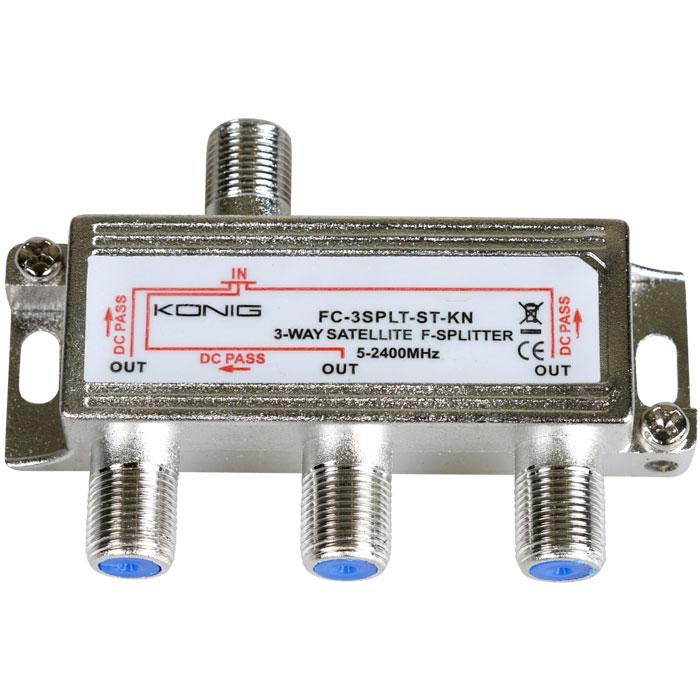 FC-3SPLT-ST-KN Splitter
