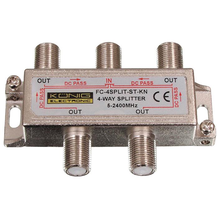 FC-4SPLT-ST-KN Splitter