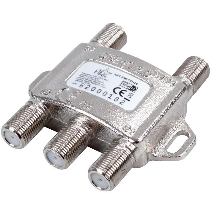 SAT-SWITCH 20 - Μεταλλικό diseq switch