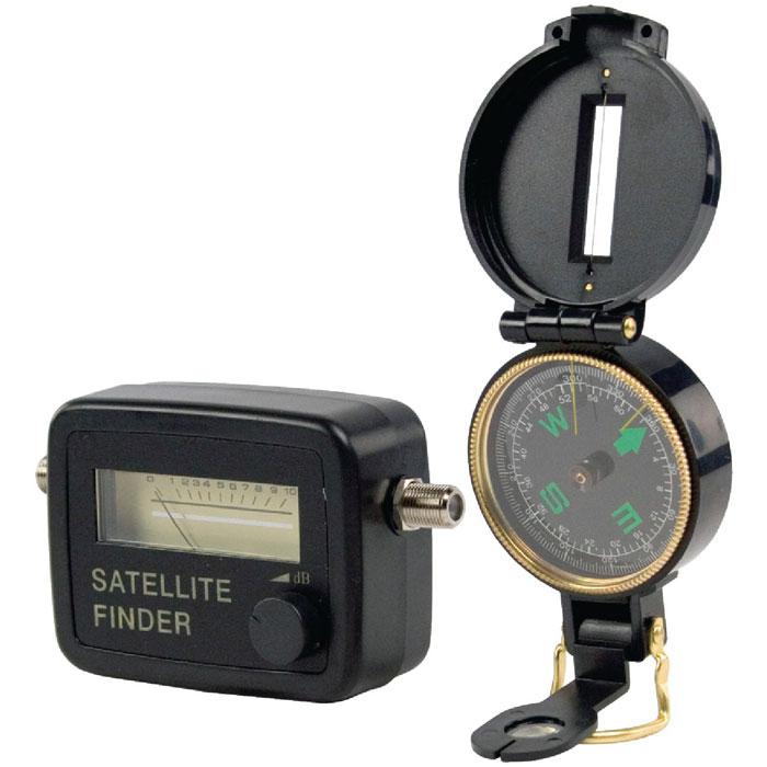 SAT FINDER KIT - Δορυφορικός μετρητής