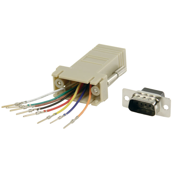 Adaptor DB 9pin - CMP-ADAPT-9M