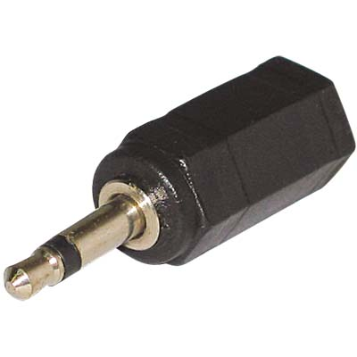 Adaptor 3.5mm mono - AC-002