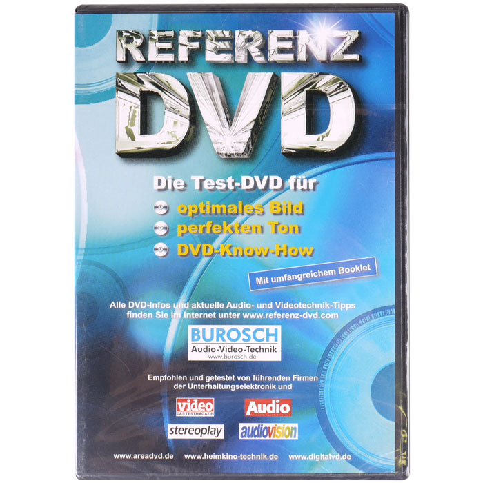 TEST-DVD