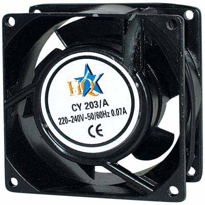 CY 203/A - Ψύκτρα συσκευών