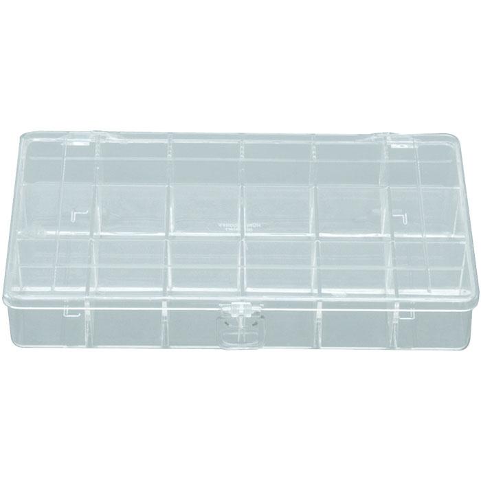 Πλαστικό διάφανο κουτί - BOX-001