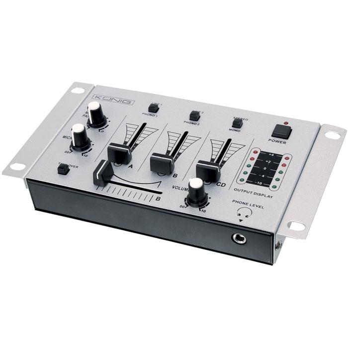 KN-DJ MIXER 10