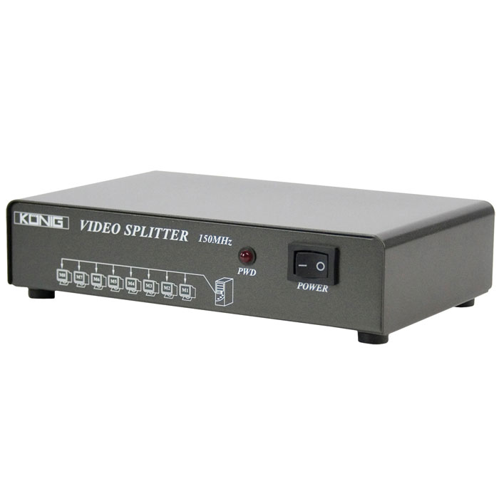CMP-SWITCH 99 - 1 to 8 Monitor Switcher