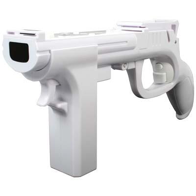 Θήκη-όπλο για χειρ. Wii GAMWII-MGUN 10