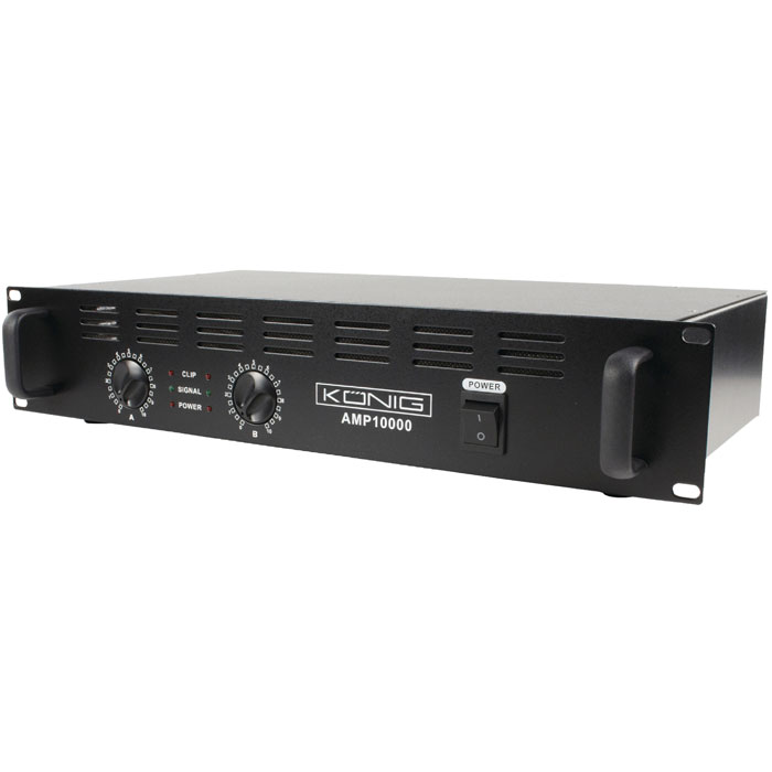 PA-AMP10000-KN - Ενισχυτής PA