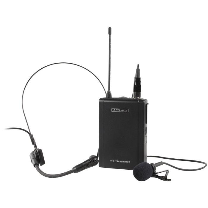 Ασύρματο μικρόφωνο KN-MICW 450
