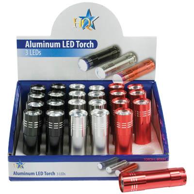 Φακός Αλουμινίου - TORCH-L-BOX04