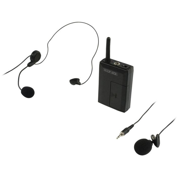 Ασύρματο μικρόφωνο KN-MICW 630
