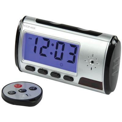 SEC-DVRD CD10 - Ρολόι με κάμερα