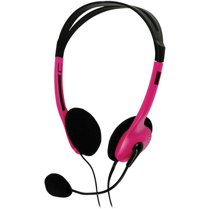 Headset BasicXL-1 Pink