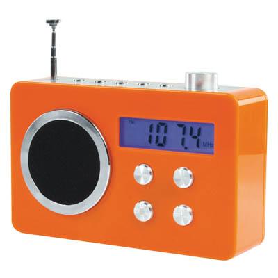 BXL-TR 250 ORANGE - FM Ραδιόφωνο