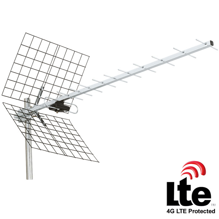 OUTDOOR ANTENNA ANT-UHF41L-KN