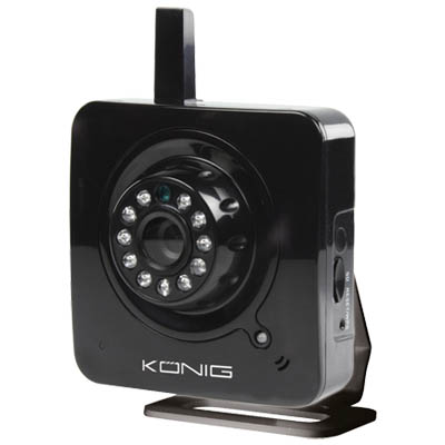 SEC-IPCAM 100 IP Camera BLACK