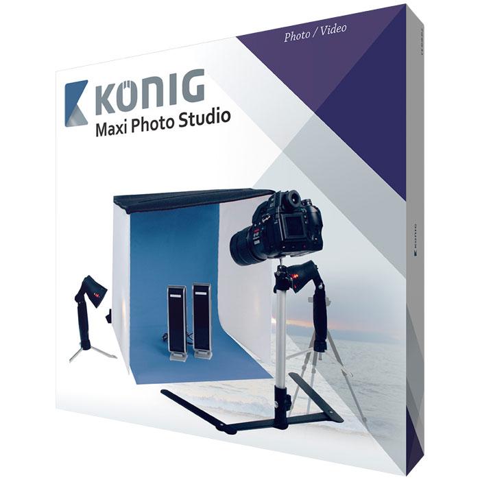 KN-STUDIO 12N Foldable photo studio (60x60 cm) KONIG