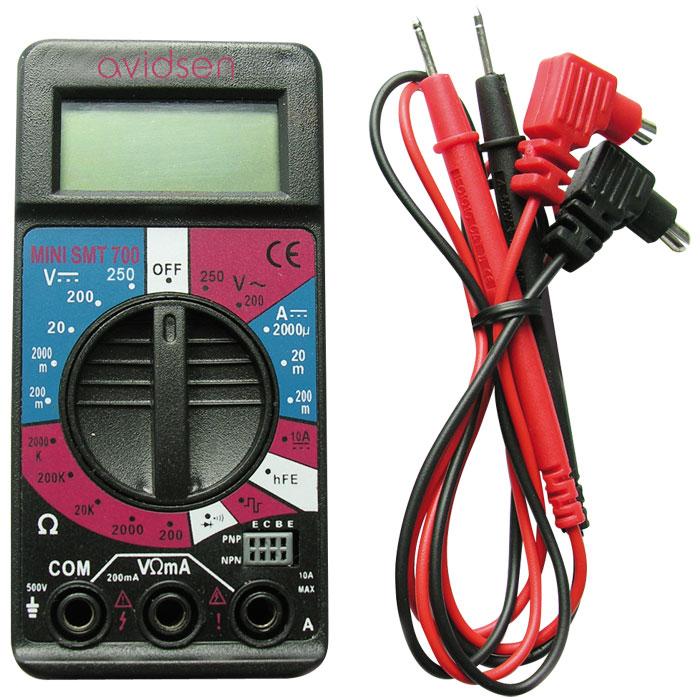 Μίνι ψηφιακό πολύμετρο - AVIDSEN 107101