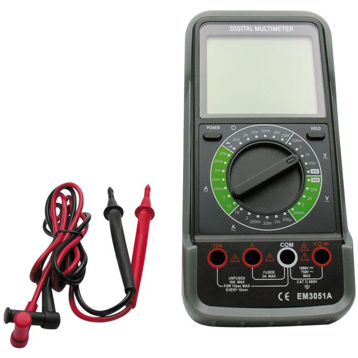 Επαγγελματικό πολύμετρο - AVIDSEN 107102