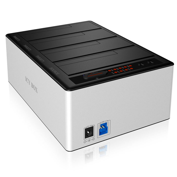 Docking Station Usb 3.0 ICY BOX IB-141CL-U3