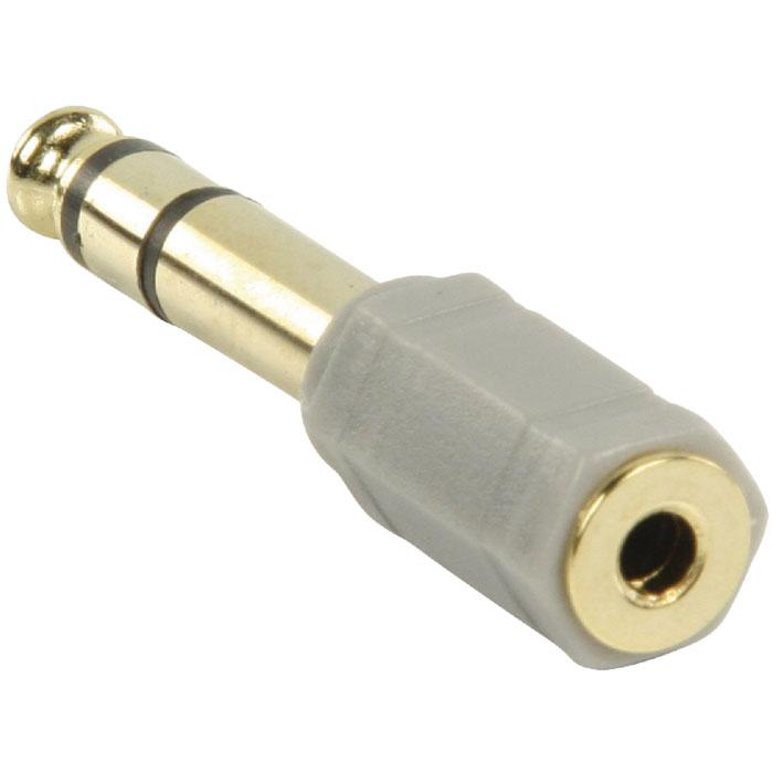 Αντάπτορας ήχου 6.3mm-3.5mm - BAP 664