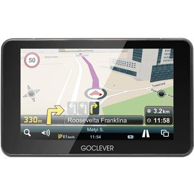GO CLEVER NAVIO 525 GPS