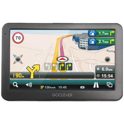 GO CLEVER NAVIO 520 FE GPS